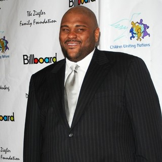 Ruben Studdard in CUN Academy Awards Celebration Dinner and After Party