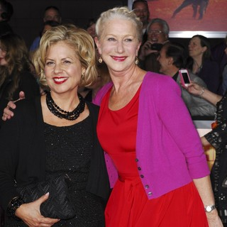 Mayes C. Rubeo, Helen Mirren in Premiere of Walt Disney Pictures' John Carter