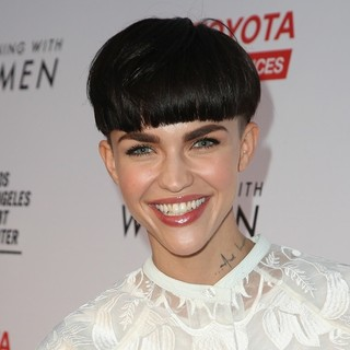 Ruby Rose - An Evening with Women Benefitting The Los Angeles LGBT Center
