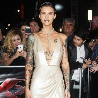 Ruby Rose-XXX: Return of Xander Cage Premiere