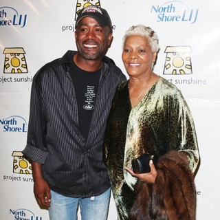 Darius Rucker, Dionne Warwick in The 9th Annual Project Sunshine: Sunshine in The City Benefit