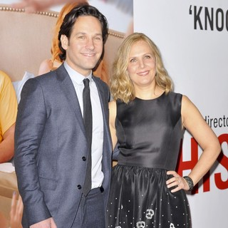 Paul Rudd, Julie Yaeger in This Is 40 - Los Angeles Premiere - Arrivals