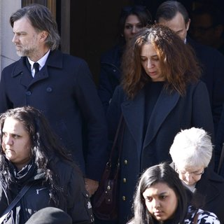Paul Thomas Anderson, Maya Rudolph in The Funeral of Philip Seymour Hoffman