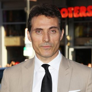 Rufus Sewell in Los Angeles Premiere of Hercules - Arrivals