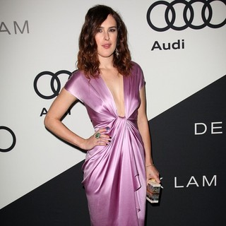 Rumer Willis in Audi and Derek Lam Celebrate The 2012 Emmy Awards
