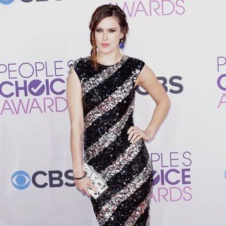 Rumer Willis in People's Choice Awards 2013 - Red Carpet Arrivals