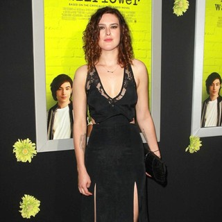 Rumer Willis in The Los Angeles Premiere of The Perks of Being a Wallflower - Arrivals