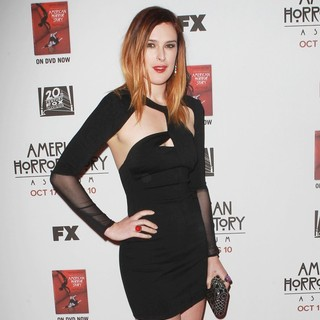 Rumer Willis in Premiere Screening of FX's American Horror Story: Asylum
