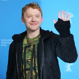 Rupert Grint in 63rd Berlin International Film Festival - The Necessary Death of Charlie Countryman Photocall