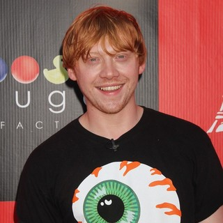 Rupert Grint in Rupert Grint Hosts A Meet and Greet