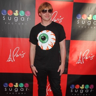 Rupert Grint Hosts A Meet and Greet
