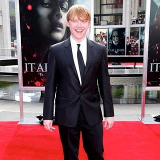 Rupert Grint in New York Premiere of Harry Potter and the Deathly Hallows Part II - Arrivals