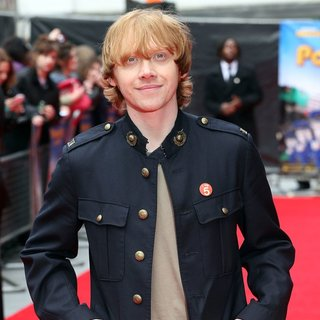 Rupert Grint in World Premiere of Postman Pat