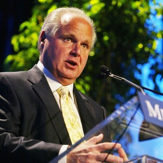 Rush Limbaugh in Media Research Center held Its 20th Anniversary Gala featuring The DisHonor Awards
