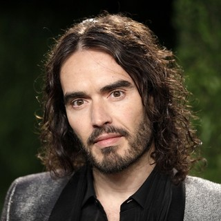 Russell Brand in 2013 Vanity Fair Oscar Party - Arrivals