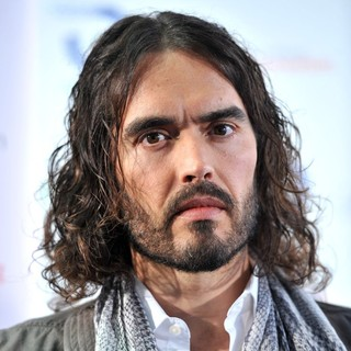 Russell Brand in Amy Winehouse Foundation's Education Program Launch - Press Conference
