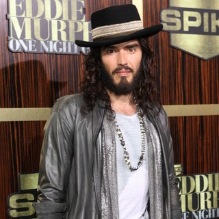 Russell Brand in Spike TV's Eddie Murphy: One Night Only
