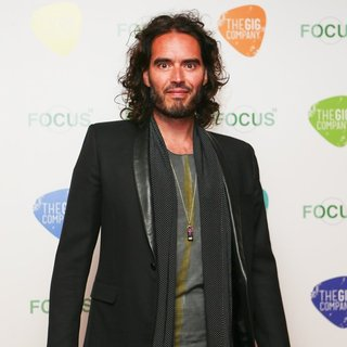 Russell Brand - Life and Soul Fundraiser - Red Carpet Arrivals
