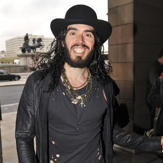 Russell Brand in Home Affairs Committee Hears Evidence from Russell Brand as Part of Drugs Policy Inquiry