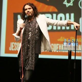 Russell Brand in Russell Brand Performs to A Sold-Out Crowd