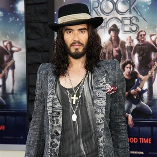 Russell Brand - Premiere of Warner Bros. Pictures Rock of Ages - Arrivals