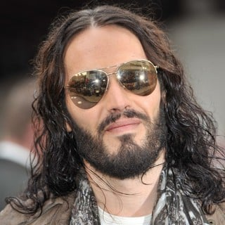 Russell Brand in The UK Premiere of Rock of Ages
