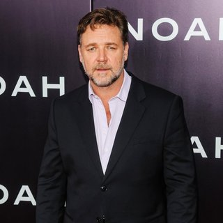 Russell Crowe in Noah New York Premiere