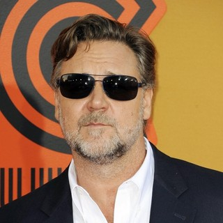 Russell Crowe - Film Premiere of The Nice Guys