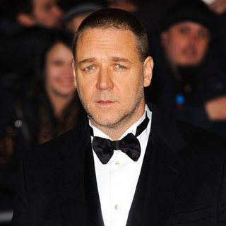 Russell Crowe in Les Miserables World Premiere - Arrivals