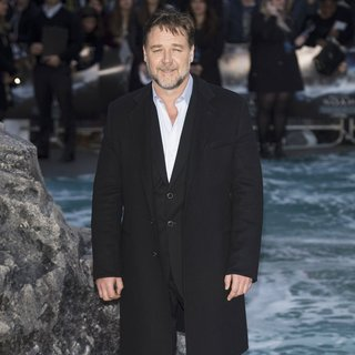Russell Crowe in U.K. Premiere of Noah - Arrivals