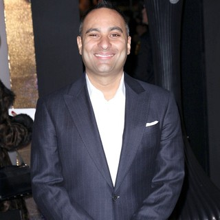 Russell Peters in Los Angeles Premiere of New Year's Eve
