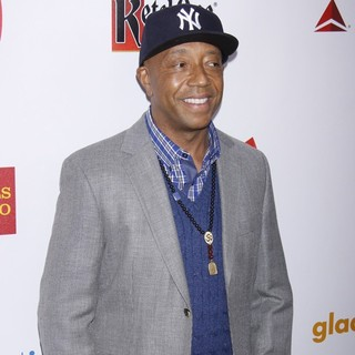 Russell Simmons in 23rd Annual GLAAD Media Awards