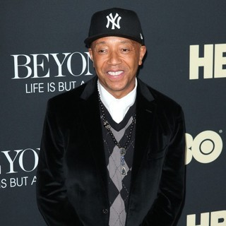 Russell Simmons in Beyonce: Life Is But a Dream New York Premiere