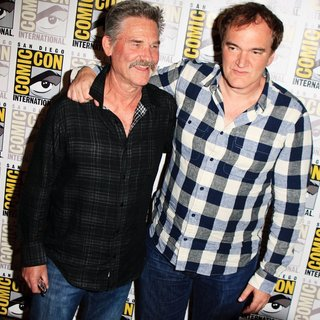 San Diego Comic-Con International 2015 - The Hateful Eight - Press Room