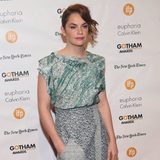 Ruth Wilson in 24th Annual Gotham Independent Film Awards - Arrivals - ruth-wilson-24th-annual-gotham-independent-film-awards-01