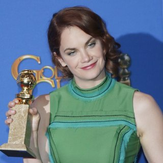 Ruth Wilson in 72nd Annual Golden Globe Awards - Press Room - ruth-wilson-72nd-annual-golden-globe-awards-press-room-01
