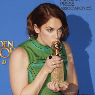 Ruth Wilson in 72nd Annual Golden Globe Awards - Press Room - ruth-wilson-72nd-annual-golden-globe-awards-press-room-02