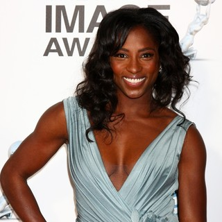 Rutina Wesley in The 44th NAACP Image Awards