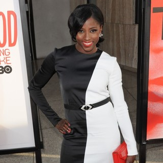 Rutina Wesley in Los Angeles Premiere for The Fifth Season of HBO's Series True Blood - Arrivals
