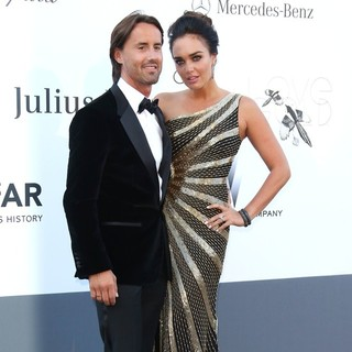 Jay Rutland, Tamara Ecclestone in 66th Cannes Film Festival - amfAR's 20th Annual Cinema Against AIDS - Arrivals