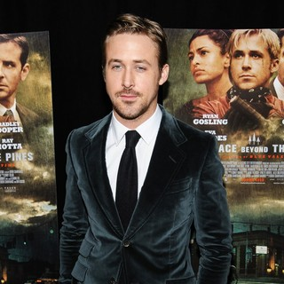 Ryan Gosling in New York Premiere of The Place Beyond the Pines