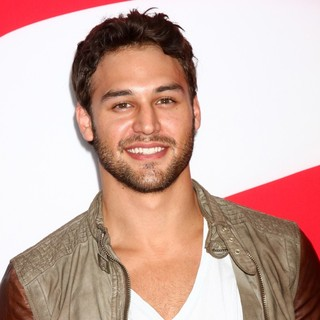 Ryan Guzman in Los Angeles Premiere of Red 2