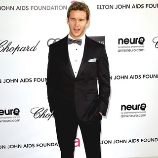 Ryan Kwanten in The 20th Annual Elton John AIDS Foundation's Oscar Viewing Party - Arrivals - ryan-kwanten-20th-annual-elton-john-aids-foundation-01