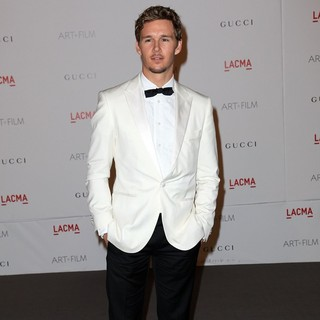 Ryan Kwanten in LACMA's Art And Film Gala Honoring Clint Eastwood and John Baldessari - ryan-kwanten-lacma-s-art-and-film-gala-01