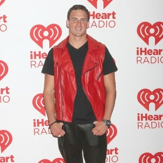 Ryan Lochte in 2012 iHeartRadio Music Festival - Day 1 - Arrivals