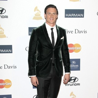 Ryan Lochte in Clive Davis and The Recording Academy's 2013 Pre-Grammy Gala and Salute to Industry Icons