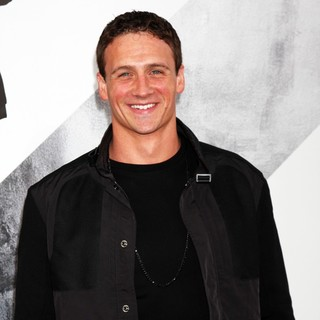 Ryan Lochte in The Los Angeles Premiere of The Expendables 2