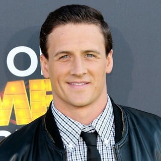 Ryan Lochte in The Third Annual Cartoon Network Hall of Game Awards - Arrivals - ryan-lochte-third-annual-cartoon-network-hall-of-game-awards-01