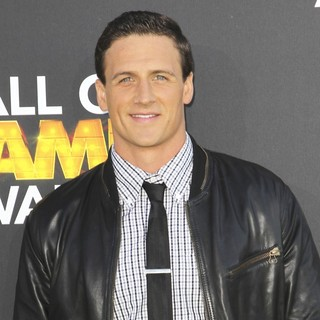 Ryan Lochte in The Third Annual Cartoon Network Hall of Game Awards - Arrivals - ryan-lochte-third-annual-cartoon-network-hall-of-game-awards-03