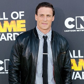 Ryan Lochte in The Third Annual Cartoon Network Hall of Game Awards - Arrivals